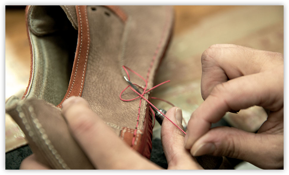 On Foot Somos artisans